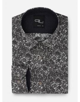Pánska vzorkovaná košeľa