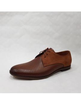 Pánske hnedé topánky